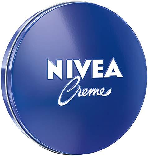 NIVEA Creme Dose Universalpflege (75 ml), klassische Feuchtigkeitscreme für alle Hauttypen, reichhaltige Hautcreme mit pflegendem Eucerit