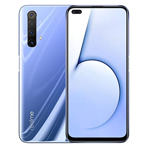 Realme X50 5G 6.57' 128GB 8GB RAM (GSM Only, No CDMA) International Version - No Warranty (Polar Silver)