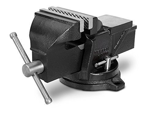 TEKTON 4-Inch Swivel Bench Vise   54004