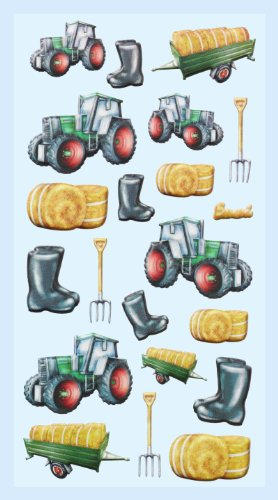 Hobbyfun Softy-Sticker Traktor