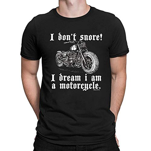 Sweat shirt en blanc avec un old school- /& Biker Motif Modèle Fill /'up Chopper
