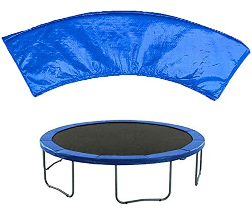 LCAZR Bounce Premium Trampoline Replacement Safety Pad (Spring Cover) | Fits for Round Frames Trampoline Padding for Maximum Safety,8FT