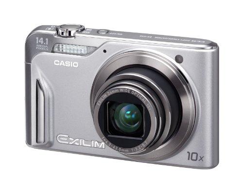 CASIO デジタルカメラ EXILIM EX-H15 シルバー EX-H15SR