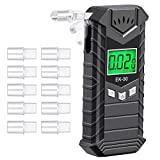 Best Breathalyzers - JASTEK Breathalyzer, Professional Breath Alcohol Tester High-Accuracy Rechargeable Review