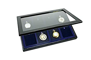 Antique Pocket Watch Display Case