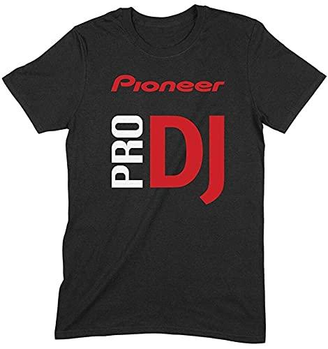 XUELIANG YYJ Pioneer Pro DJ T Shirt Cdj Ddj Djm Nexus 2000 Mixing...