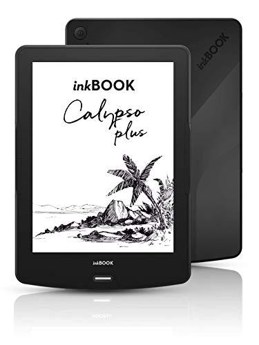 inkBOOK Calypso Plus Schwartz mit Skoobe App - Android eReader