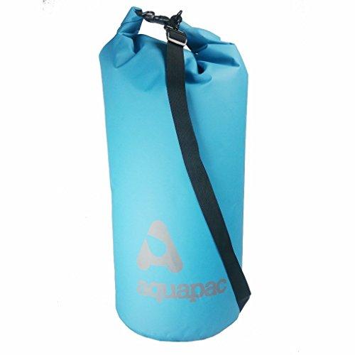 Aquapac étanche Sac Sec trailpr OOF Drybag 70L, Cyan Bleu, 76 x 32 x 3 cm, 7 l, 738