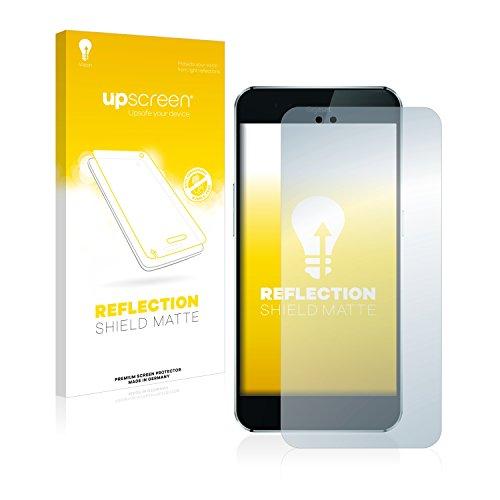 upscreen Entspiegelungs-Schutzfolie kompatibel mit Gigaset ME Pro – Anti-Reflex Bildschirmschutz-Folie Matt