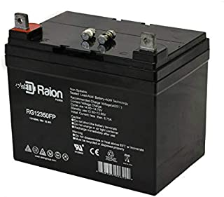 Raion Power RG12350FP 12V 35Ah Replacement Wheelchair Power Scooter SLA Battery for Drive Medical Daytona 3-1 Pack