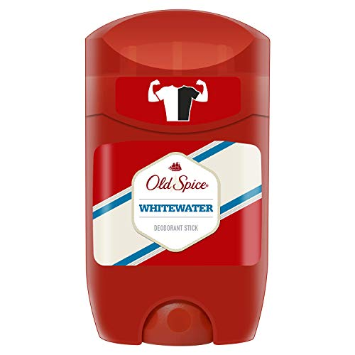 Old Spice Deo Stick Whitewater, 1er Pack (1 x 50 ml)
