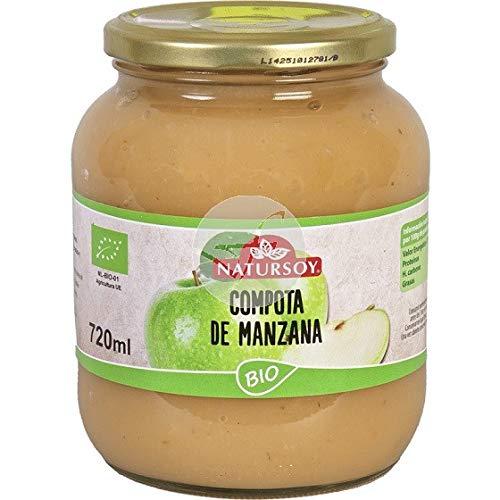 COMPOTA MANZANA 720GR ECO