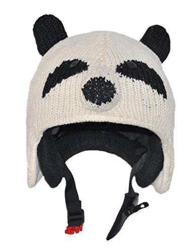 Funda Casco Esquí Panda