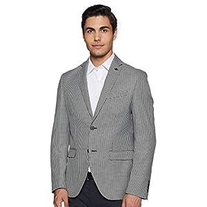 blackberrys Men's Notch Lapel Slim Fit Blazer 3 41RcJehvRuL. SS300