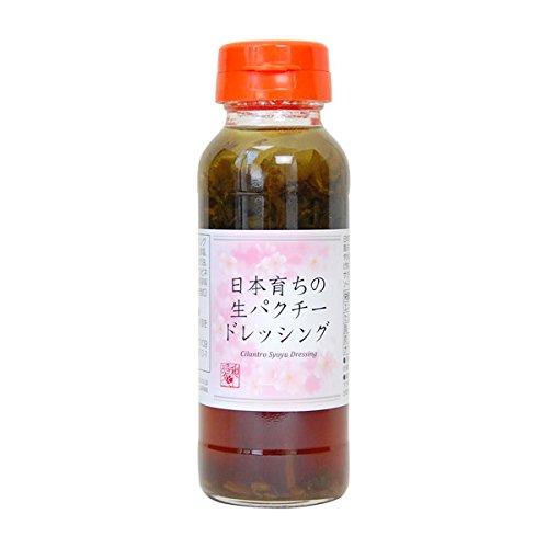 プレマシャンティ 日本育ちの国産 生パクチードレッシング 140ml