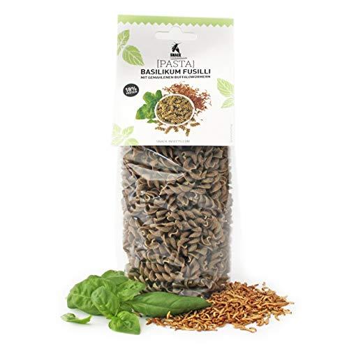 Insekten Pasta - 200g Insekten-Nudeln von 'SNACK insects' - essbare Insekten zum Essen
