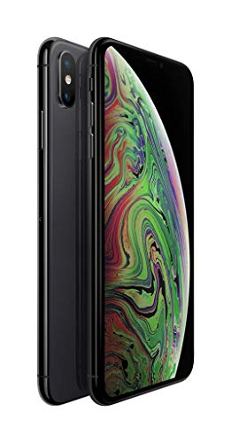 Apple iPhone XS Max 64GB - Gris Espacial - Desbloqueado (Reacondicionado)