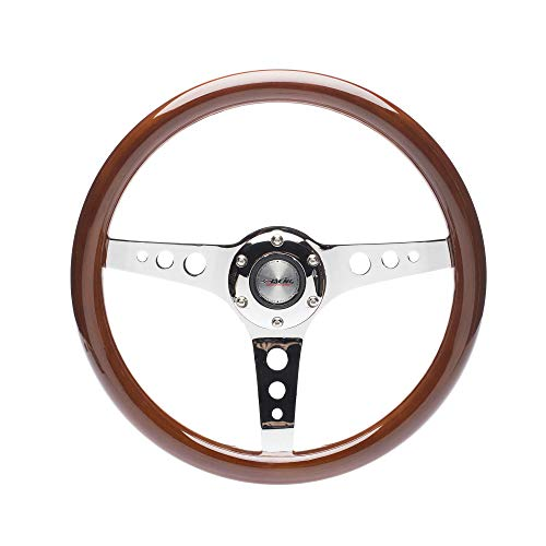 SIMONI RACING ARN Sportlenkrad Arnoux 350 mm, Wood