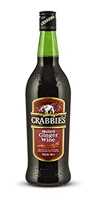 Crabbies Mulled Ginger Wine 70 cl