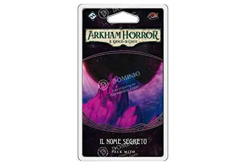 Asmodee Italia Arkham Horror LCG expansión el Nombre Secreto Living Card Game, Color, 9629