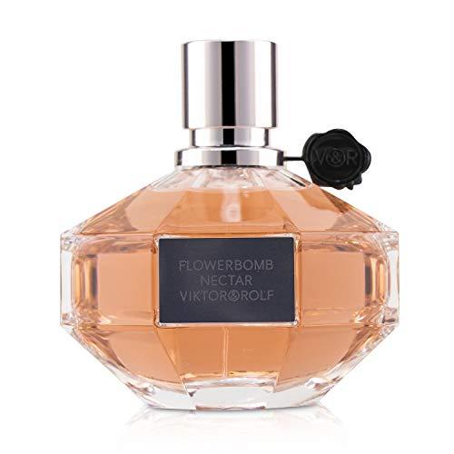 Viktor & Rolf Flowerbomb Nectar Eau de Parfum Intense, Aquatic, 90 Mililitros