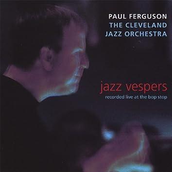 Paul Ferguson Jazz Vespers
