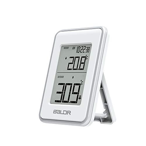 Donpow Estación meteorológica inalámbrica Sensor