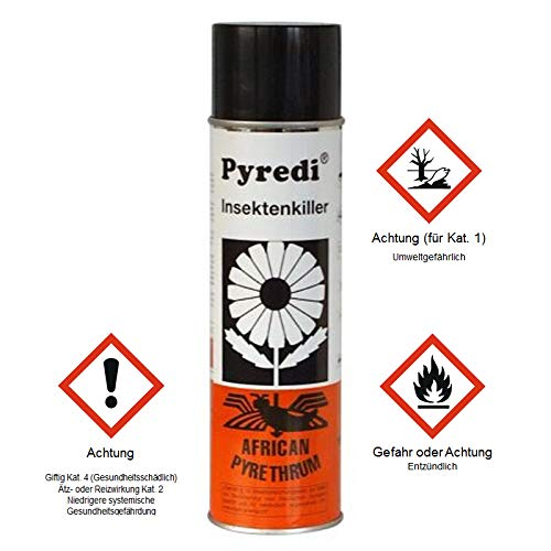 Reinelt & Temp GmbH Pyredi Insektenkiller Spray