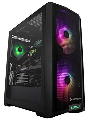 PCSpecialist Pro PC Gaming - AMD Ryzen 5 5600X 3,70 GHz 6-Core, 16 GB RAM, AMD RADEON™ RX 6700 XT 12 GB, 1 TB M.2 SSD