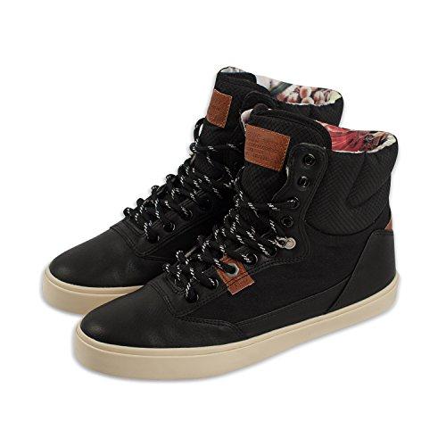 Djinns - Alote Canvas (Black) - Sneaker, EU 44