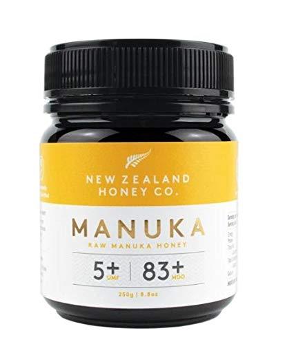 New Zealand Honey Co. Raw Manuka Honey UMF 5+ | 250 Gm
