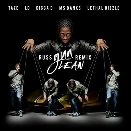 Russ Millions, Ms Banks & Lethal Bizzle feat. Taze, LD & Digga D