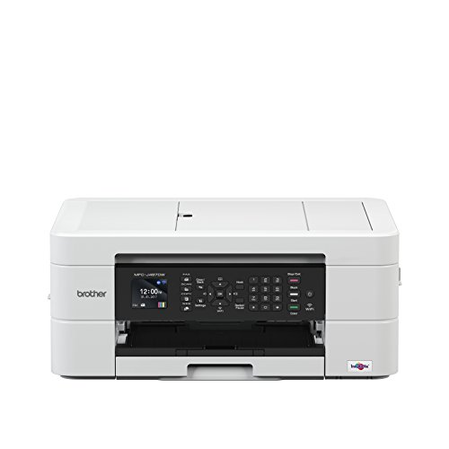 Equipo de Impresión con Inyección de Tinta MFC-J497DW Brother