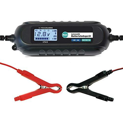 Cargador de batería para Husqvarna 701 Enduro/Supermoto V6 12V 4A