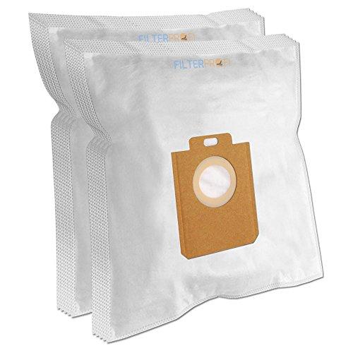 10x Aspirateur Sacs Papier pour Adix SI 104//si104 Adix SI 108//si108