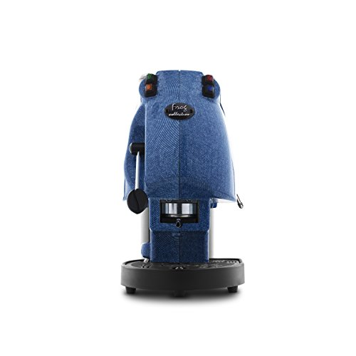 Didiesse Frog Collection Vapor Kaffeeautomat A Waffeln, 1900W, Blue Jeans