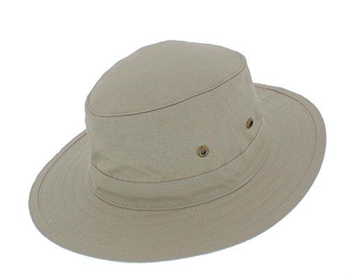 Failsworth - Chapeau fedora - Homme Beige Stone L 59 cm