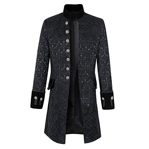 2019 lightning deals of the day prime 1950s jacket mens 5xl mens steampunk coat 60s fancy dress for men 6xl man coats 70s jacket men 80s fancy dress men 80s fancy dress mens 80s jacket mens 80s men's fancy dress admiral costume coat men adult mens ne...