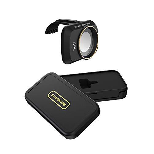 Yuege Aerial Filters for DJI Mavic Mini - ND4, ND8, ND16, ND32, ND4/PL, ND8/PL, ND16/PL, ND32/PL, CPL, MCUV and Polarizer Filter Set