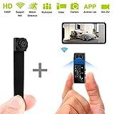 Mini Spy Camera WiFi Hidden Cameras HD 1080P Portable Wireless Small...