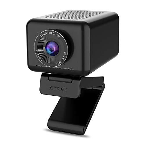 eMeet Jupiter 1.22 Webcam mit Zoom und AI-Fokus