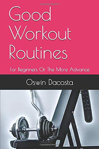 Good Workout Routines: For Beginners Or The More Advance (The Fit Journey)