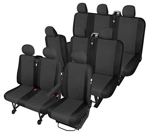 TXTrade Sitzbezüge Hero Passgenau geeignet für FIAT TALENTO ab 2016-9 Sitze 03