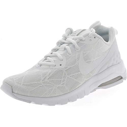 Nike Air Max Motion Lw Se Sneakers voor dames, Wit Zwart Zwart 101, 36.5 EU