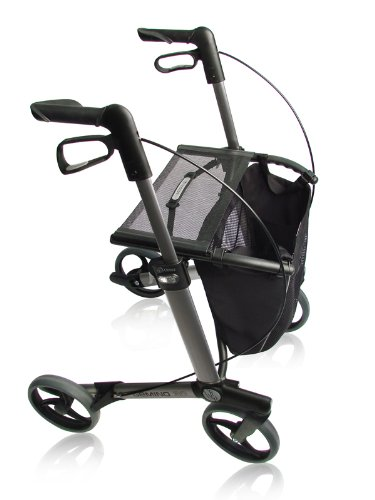 Sunrise Medical Gemino 30 Titanium Leichtgewichtrollator
