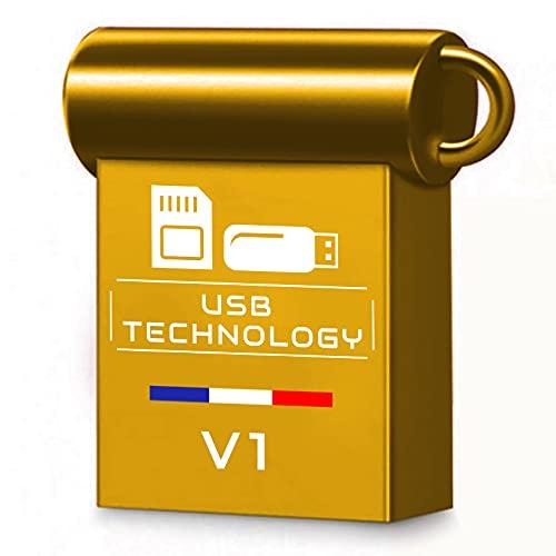 Memoria USB 2048 GB (2 TB) – CAPACIDAD REAL – V1 – USB 3.1 – Ultra rápido – Excelente calidad