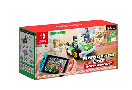 Mario Kart Live: Home Circuit - Set Luigi - Nintendo Switch