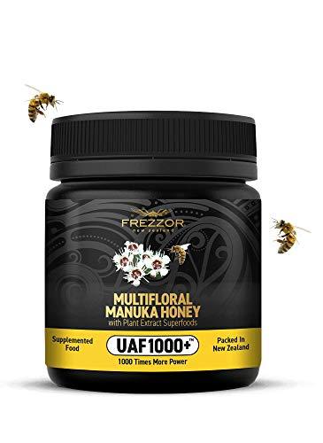 FREZZOR Multifloral Manuka Honey UAF1000+, New Zealand, 1 Jar