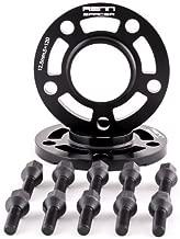 Renn Motorsport Wheel Spacers with Bolts fit BMW F10 F22 F30 F32 F80 F82_ 5x120 2 Pieces 12.5MM