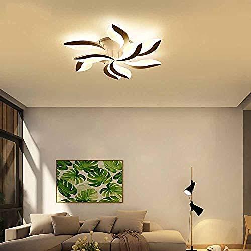 Deckenleuchte Acryl Led Deckenleuchte Nachtbeleuchtung Fernbedienung Schalter Restaurant Wohnzimmer Schlafzimmer Home Persönlichkeit Kreative Deckenleuchte 15 Test